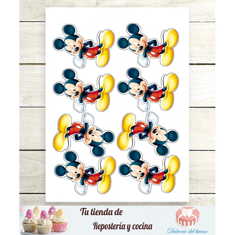 Papel de Azúcar Mickey Mouse | para galletas