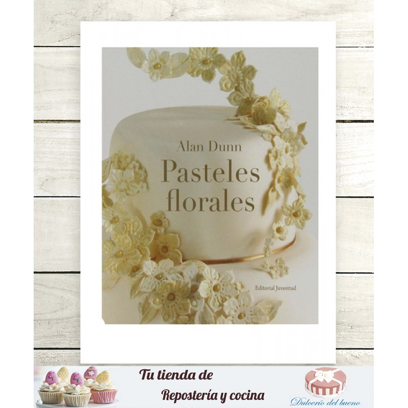 Pasteles florales  Alan Dunn