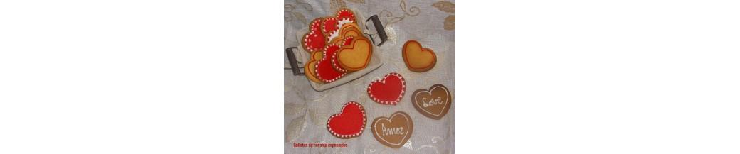 reposteria san valentin | accesorios de reposteria san valentin