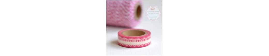 Washi Tape | decorar con Washi Tape